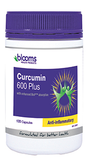 Blooms  Curcumin 600 Plus Anti-Inflammatory